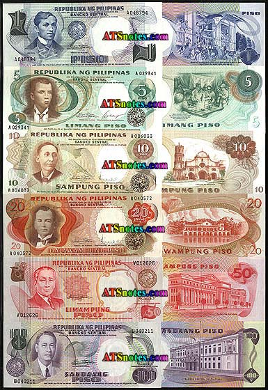 The Philippine Peso | Raul Nocete's Classes